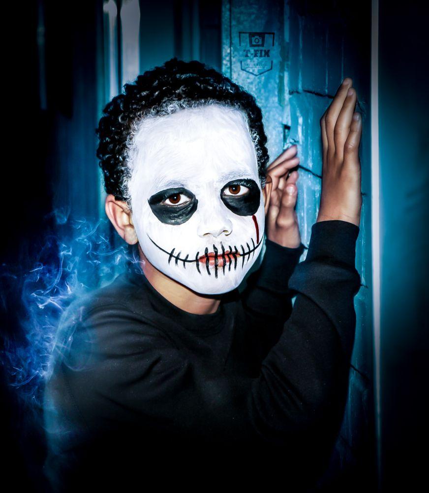 Photo in Portrait #boy #halloween #portrait