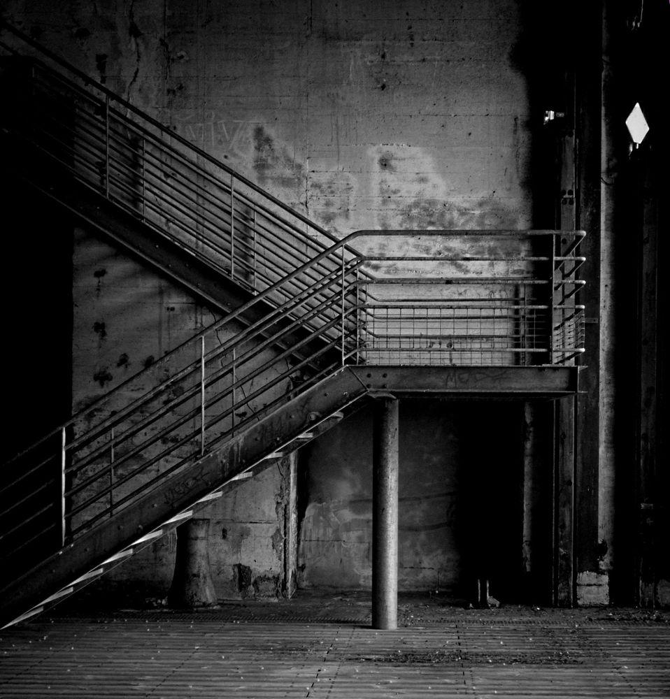 Photo in Random #bunker black and white kraanik