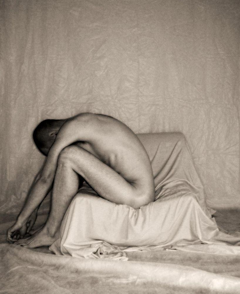 Photo in Random #black and white nude naked kra