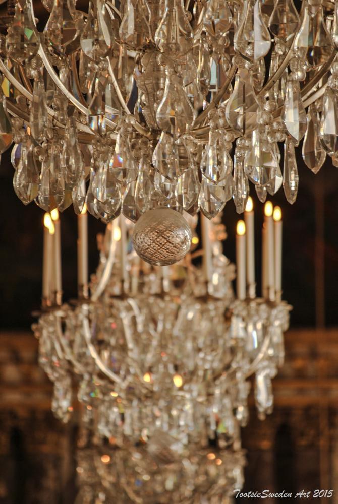 Photo in Random #chandelier #chateau de versailles #versailles #castle #chateau