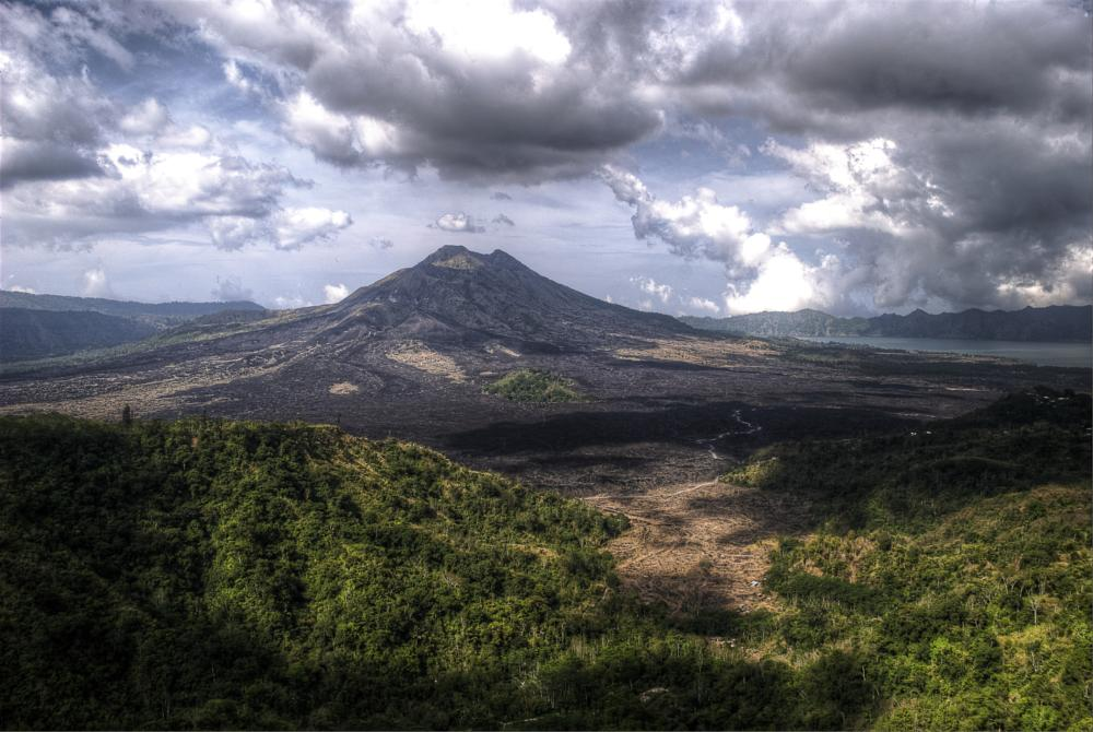 Photo in Landscape #kintamani #bali #indonesia #volcano