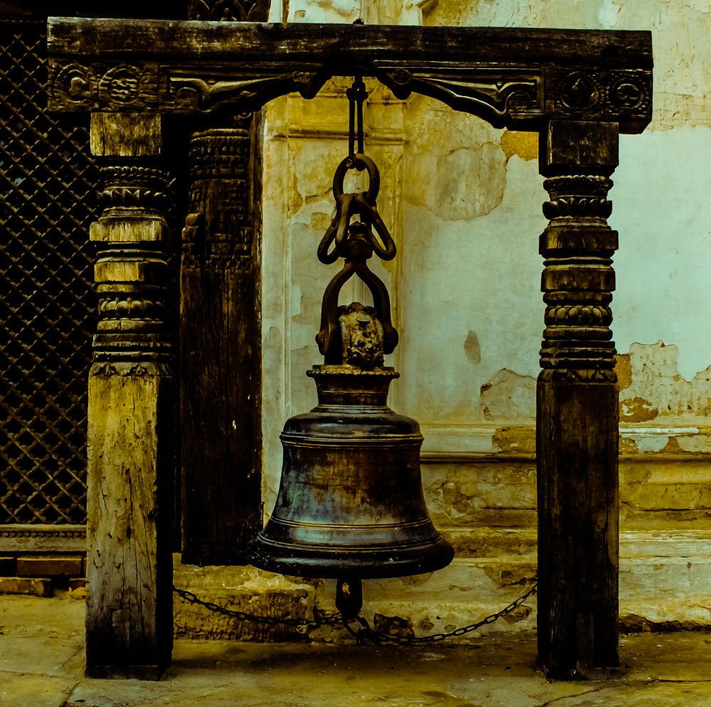 Photo in Random #temple #bell