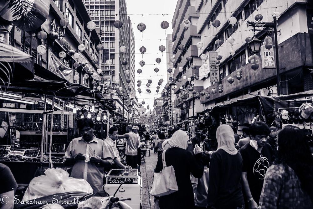 Photo in Random #china town #malaysia