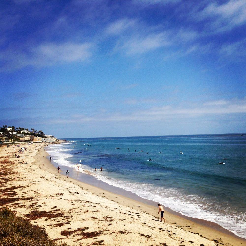 Photo in Sea and Sand #county line malibu californ