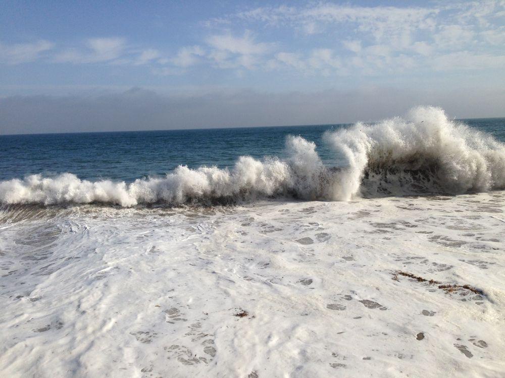 Photo in Sea and Sand #carbon beach beach surf el