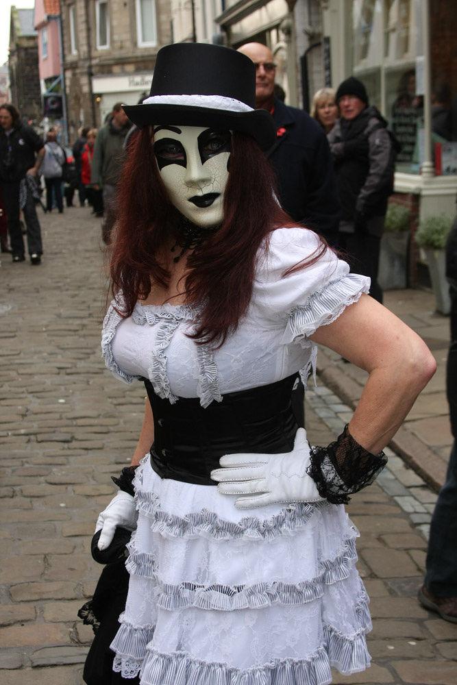 Photo in Random #goth #steampunk #gothic #punk