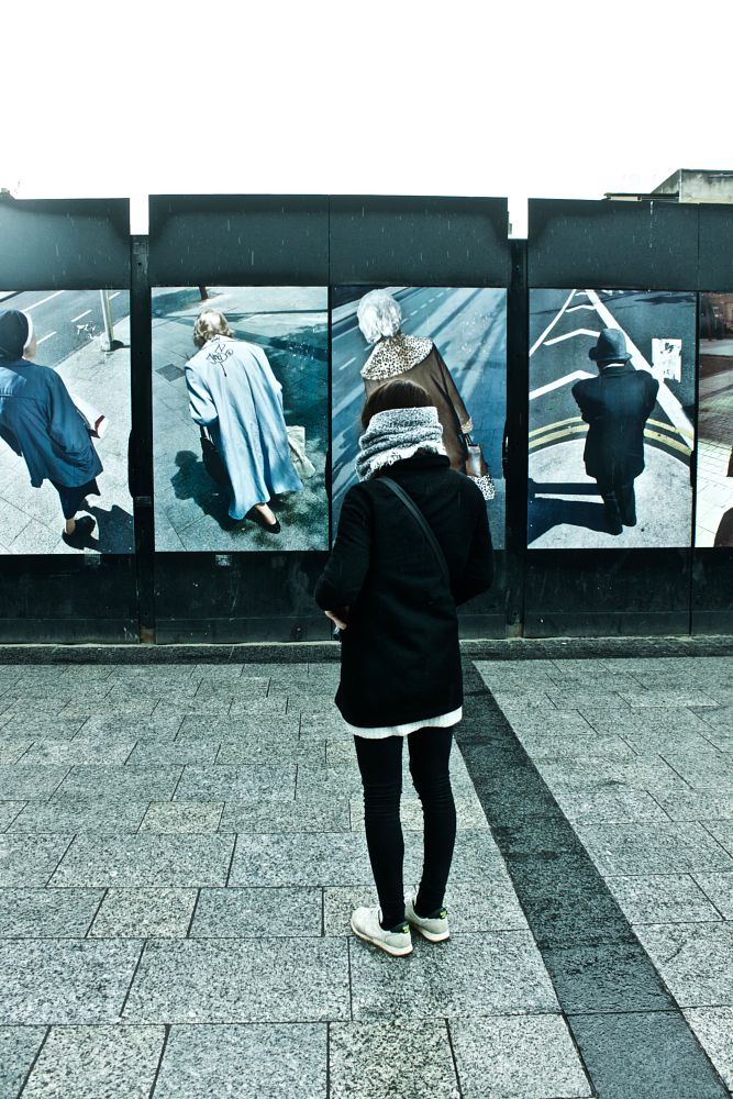 Photo in Street Photography #eamonndoyle #people #o'connelstreet #dublin #exposition #photo #picture