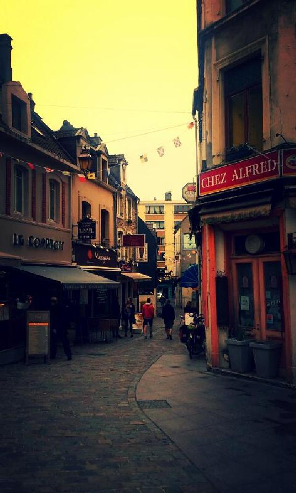 Photo in Cityscape #france #street #cafe