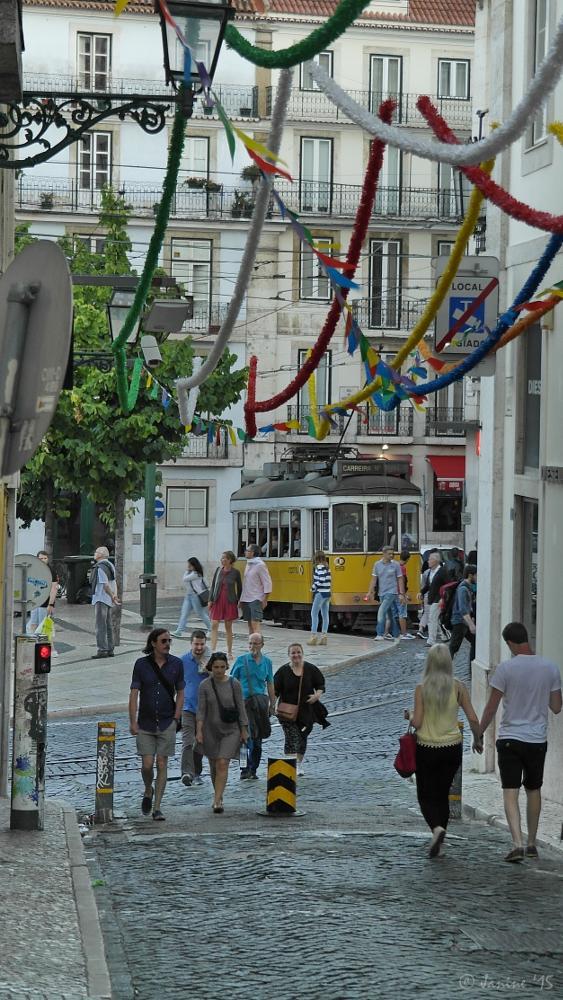 Photo in Street Photography #portugal #lissabon #lisboa #bairro alto #streetlife