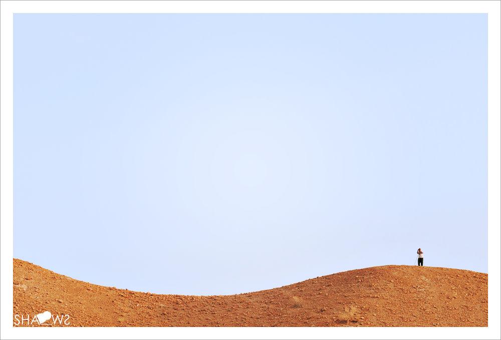 Photo in Landscape #at the top #landscape #hatta #minimalistic #difference #peak #hill #sarin