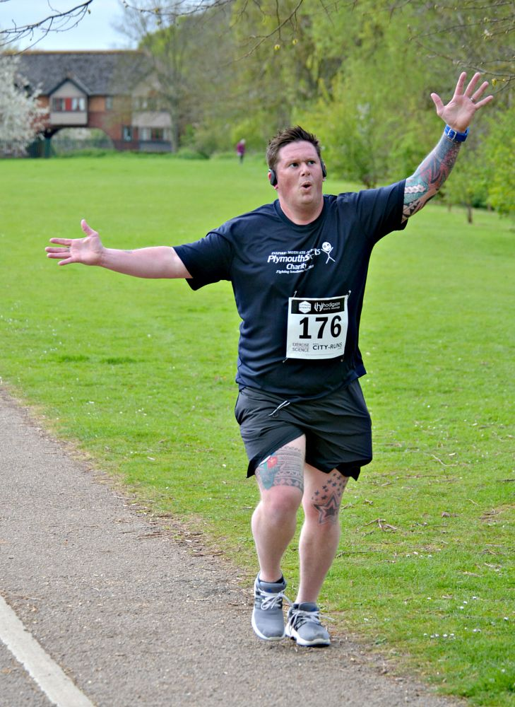 Photo in People #athlete #runner #race #exeter