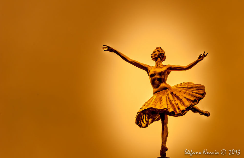 Photo in Random #ypa2013 #london #victoria palace #palace #dancer