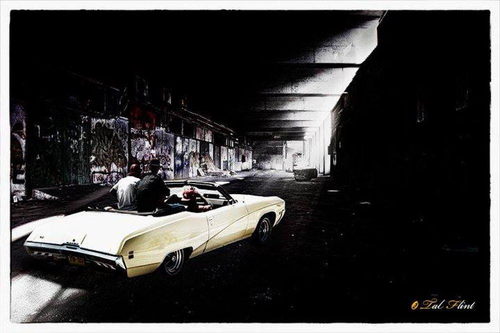 Photo in Fine Art #tal flint #fine art #cars #urban