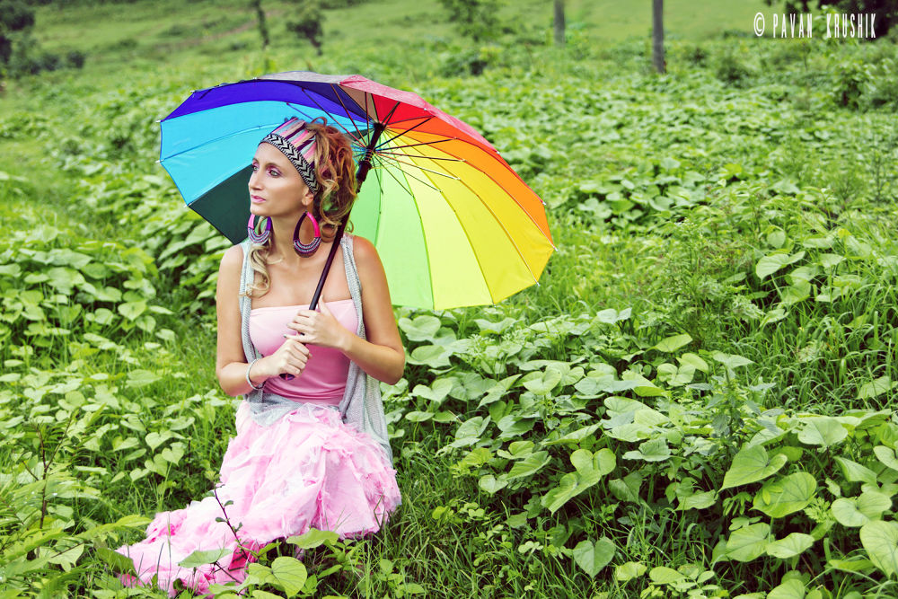 Photo in Fashion #ypa2013 #lolita #portrait #beauty #pink #emotion #colors #garden