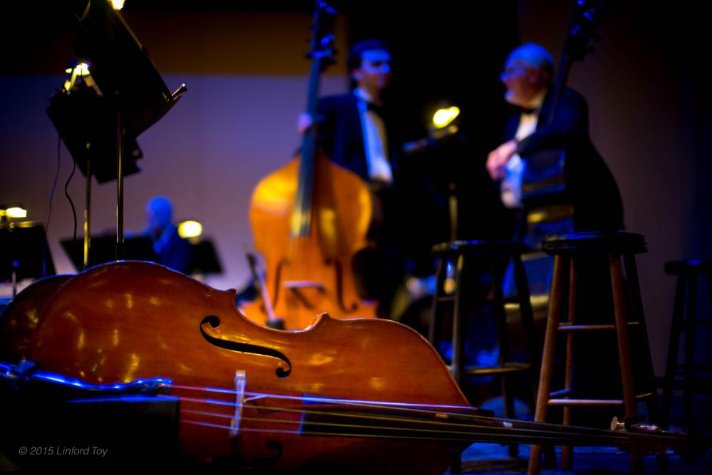 Photo in Concert #music #orchestra #bass #philharmonic #symphony #entertainer #leica #m240 #noctilux