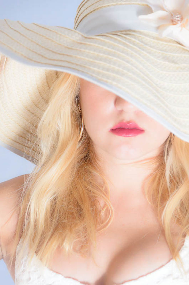 Photo in Portrait #beauty blonde portrait pame