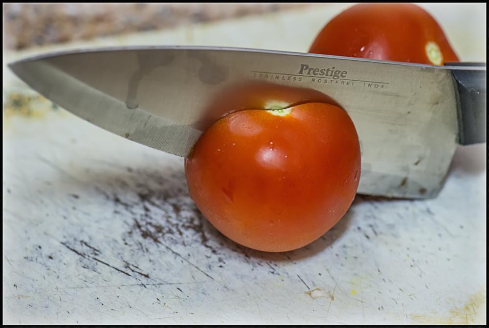 Photo in Food #tomato #fruit #nature #food #nikon #nikkor 105mm #nikon d610