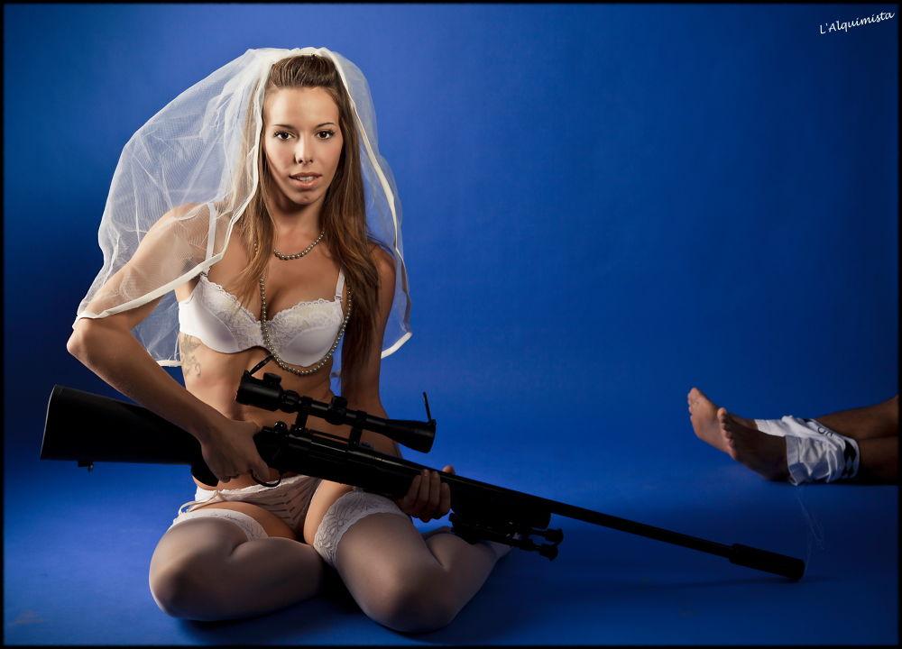 Photo in Random #glamour #model #woman #bride
