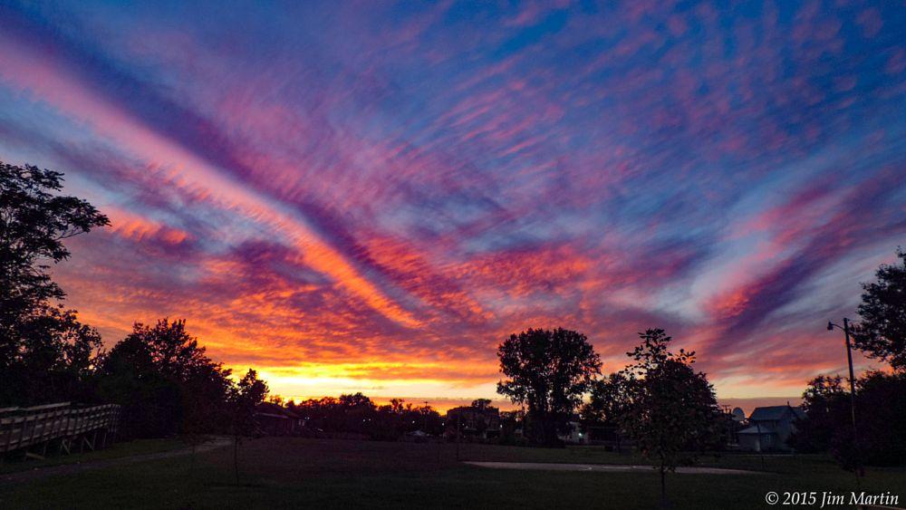 Photo in Landscape #findlay #ohio #sunset #september #2015 #photography