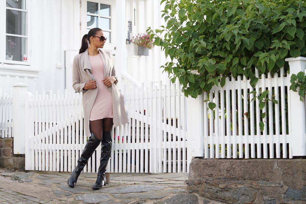 Photo in Fashion #face #fashion #streetfashion #magzzine #jeels #photo #photography #beauty #beautiful #model #woman #girl #brown #long #hair #eyes #dress #acquo #boots #autumn #sun #marstrand #sweden #outdoor #urban