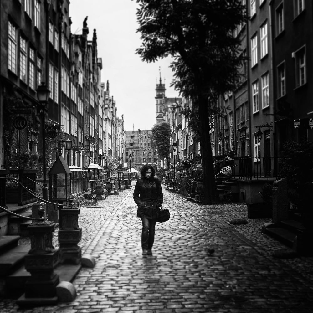 Photo in Street Photography #woman