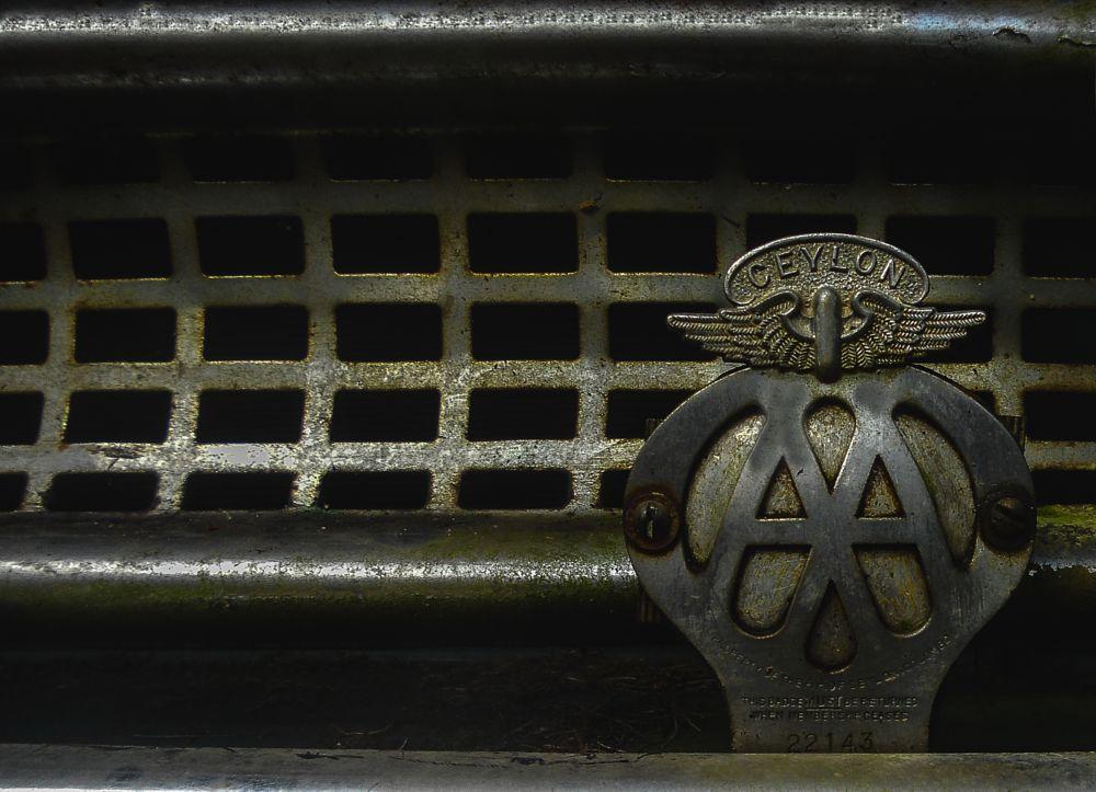 Photo in Random #insignia #old #automobile