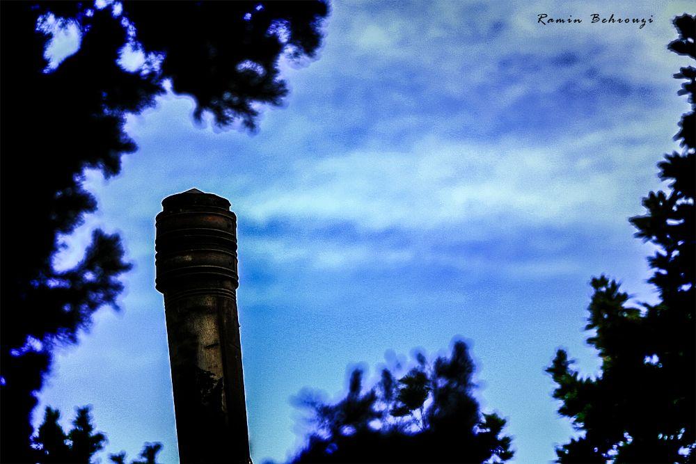 Photo in HDRI #iranian_photographers #ramin_behrouzi #landscape #hdri #chimney