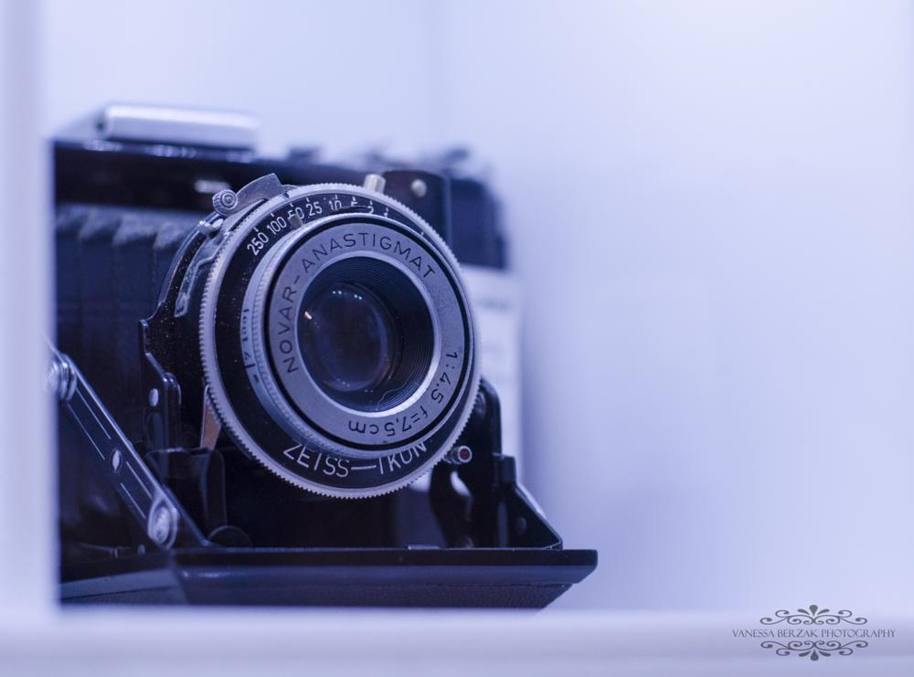 Photo in Still Life #black and white #still life #camera #antiques