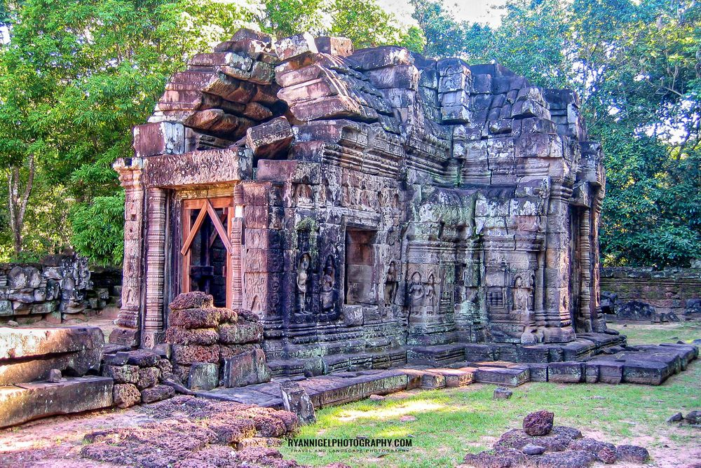 Photo in Travel #cambodia #kampuchea #travel #temple #ta prohm #asia #history #ruins #monument #places to see #story #travel story #khmer