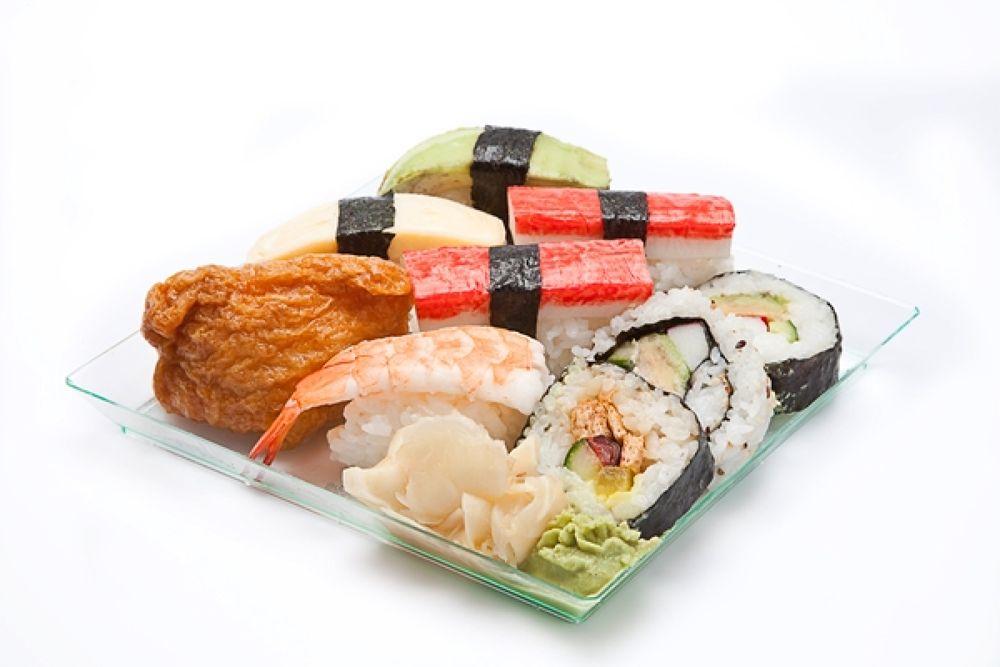Photo in Random #sushi #mamma
