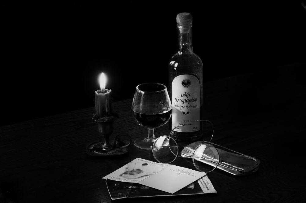 Photo in Still Life #black&white