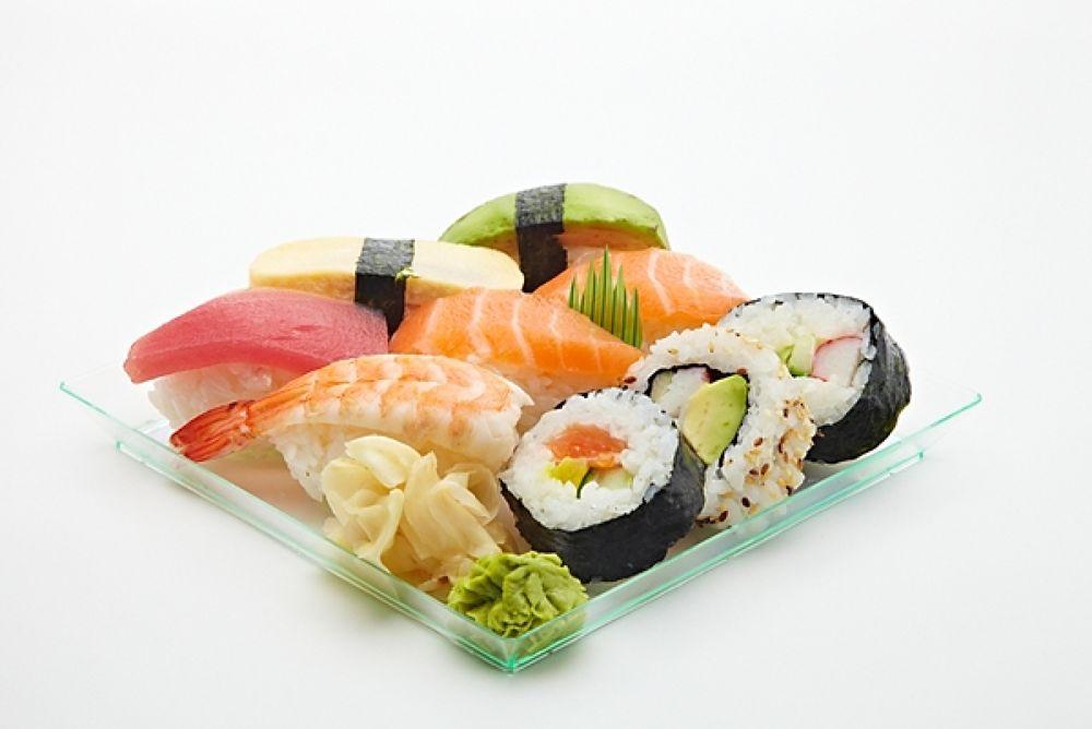 Photo in Random #sushi #standard