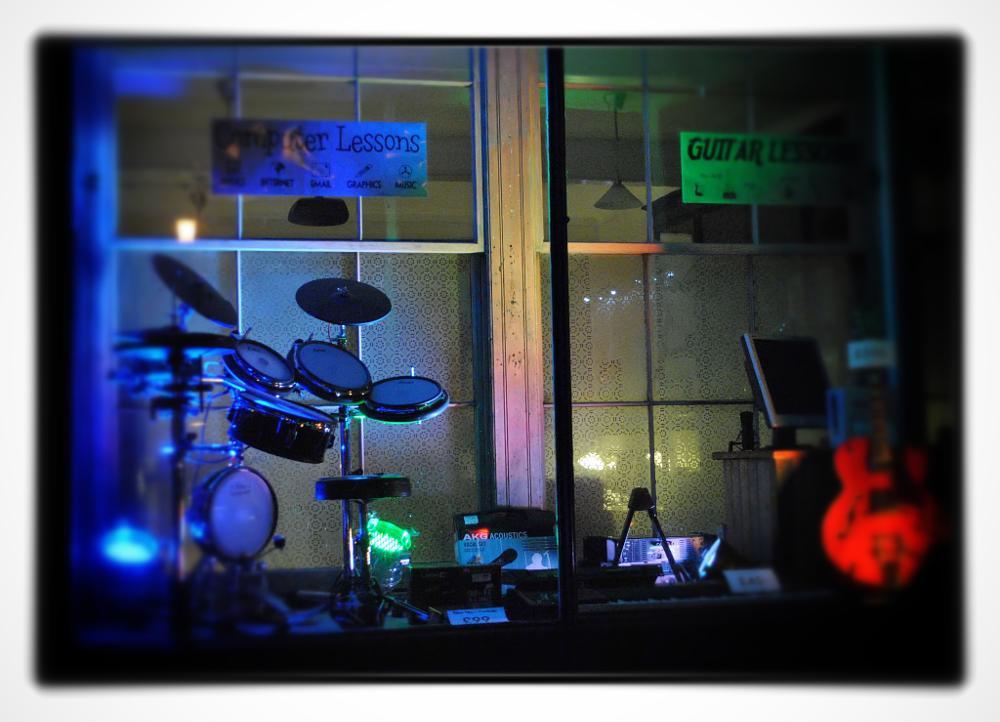 Photo in Random #music #display #drums