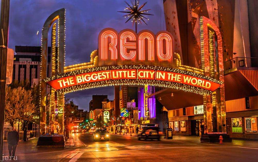 Photo in Random #reno #nevada #casinos #motography