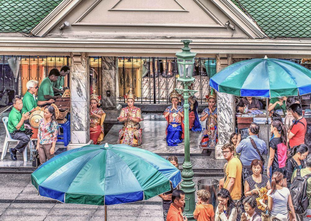 Photo in Architecture #bkk #bangkok #thailand