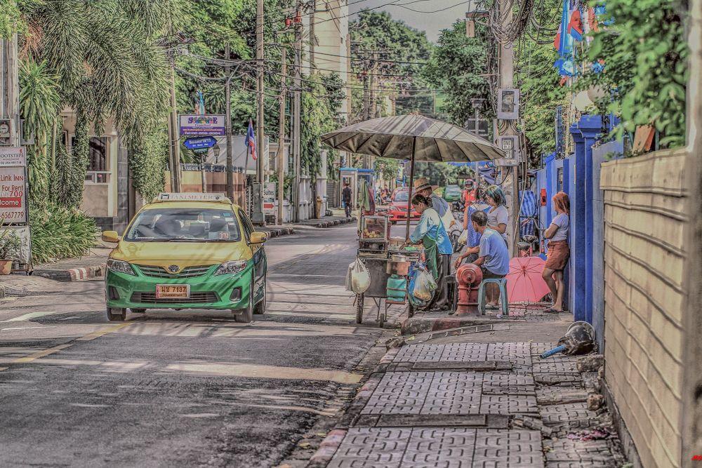Photo in HDRI #thailand #street #bkk #bangkok