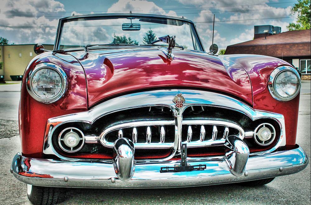 Photo in Random #packard #1952 packard #automobile #vintage car #cars #convertibles