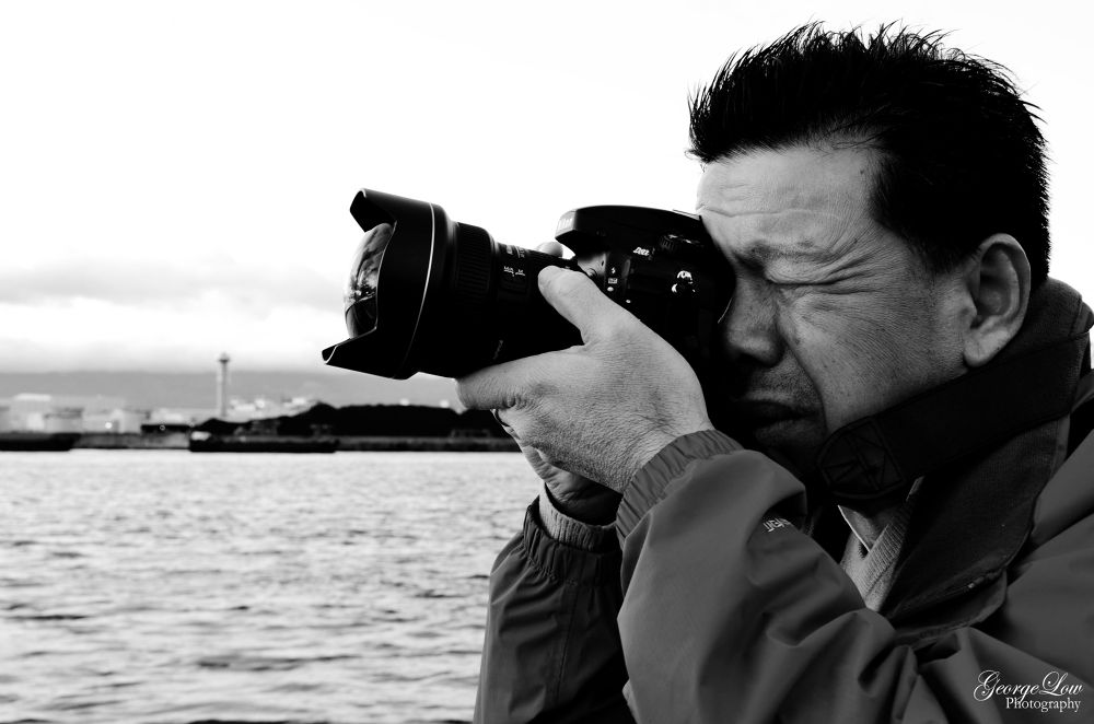 Photo in Black and White #photographer #b&w #viewfinder