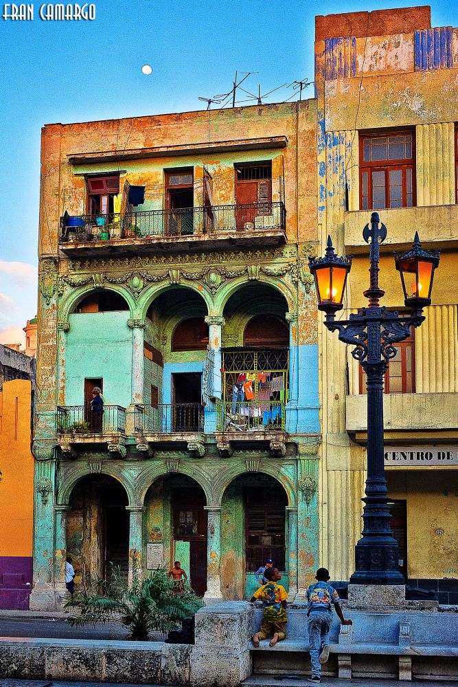 Photo in Street Photography #havana - cuba