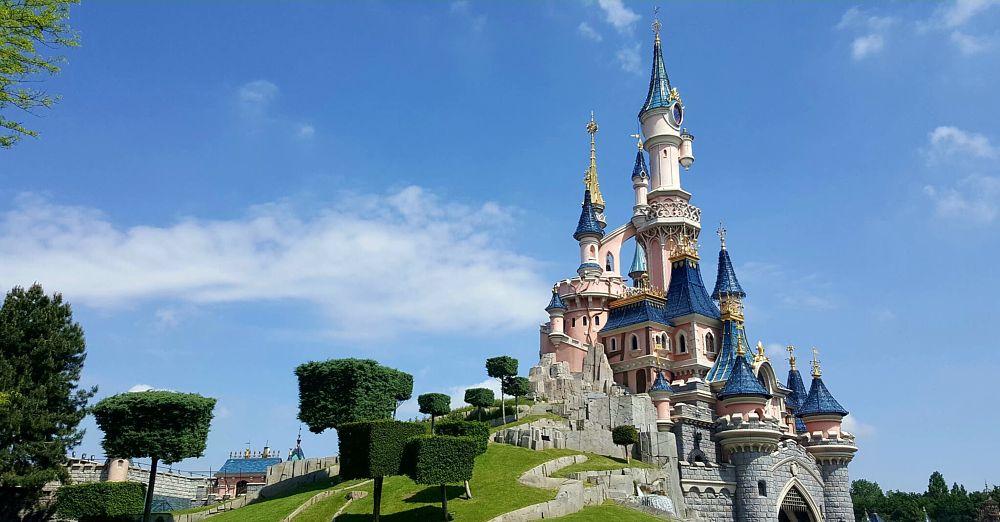 Photo in Architecture #disney #disneyland #paris #castle #princess #cinderela