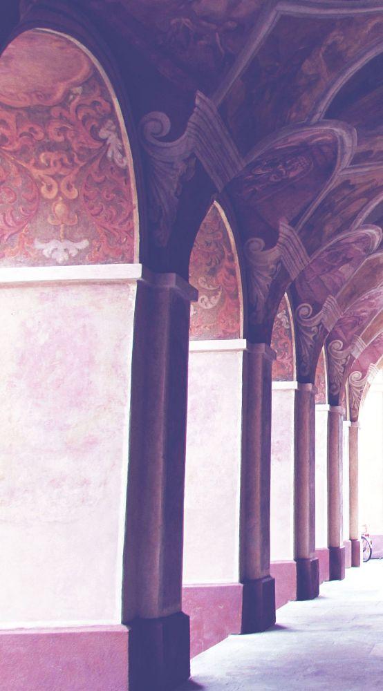 Photo in Architecture #arcades #architecture #baroque
