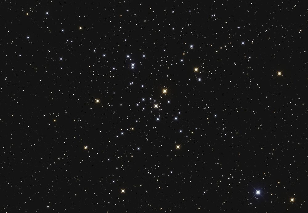 Photo in Astrophotography #astrophoto #universe #open cluster