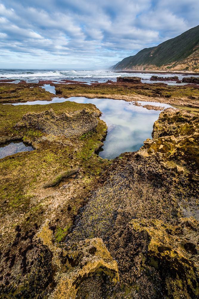 Photo in Sea and Sand #sea #rocks #rocky #beach #sandstone #waves