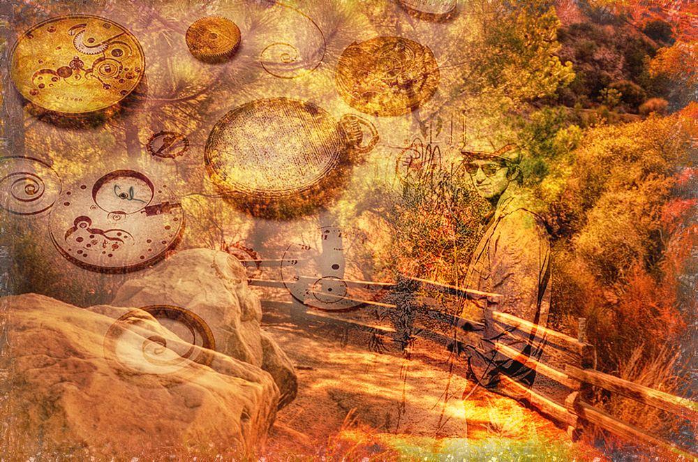 Photo in Fine Art #composite #time #travel
