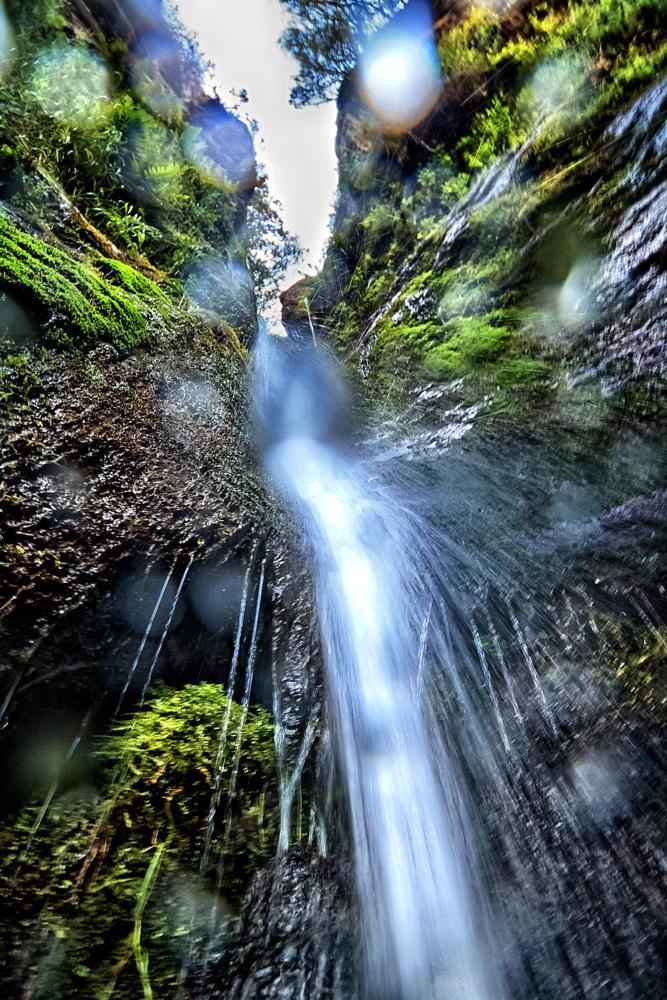 Photo in Landscape #waterfall #wet #water #pitres #granada #spain #españa #paisaje #andalucia