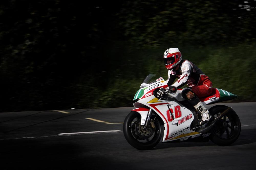 Photo in Vehicle #motorbike #race #tt #isle of man