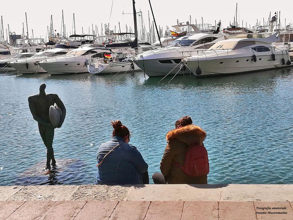 Photo in Random #port of alicante spain