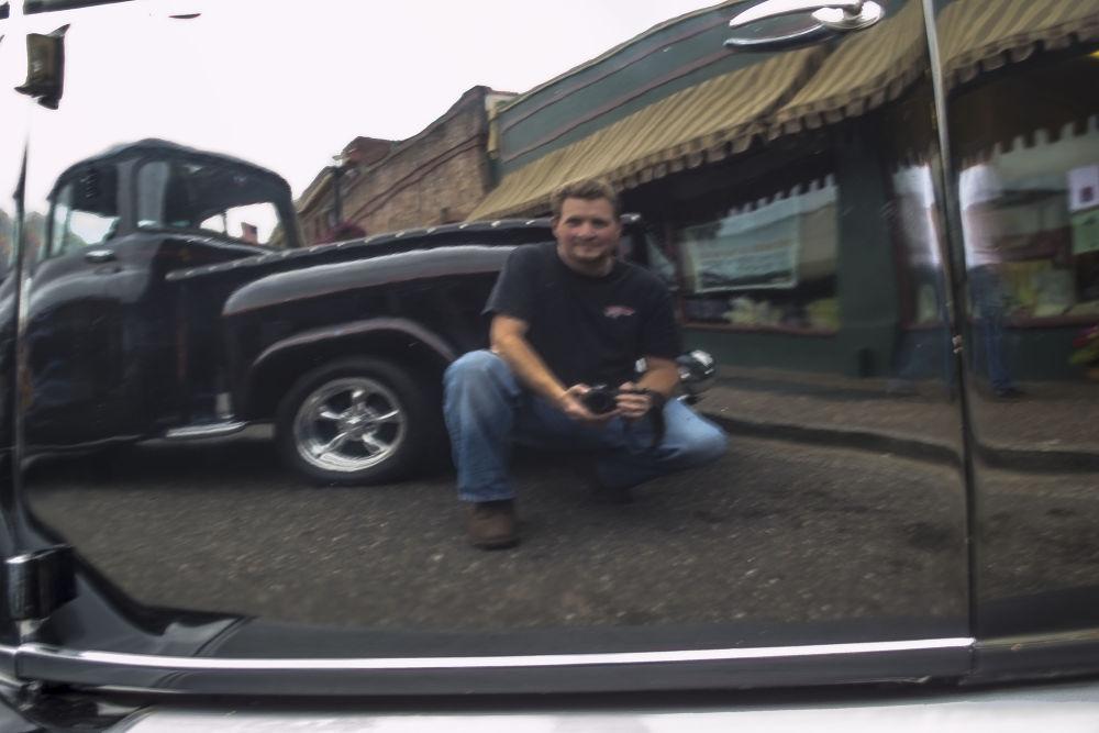 Photo in Portrait #car #reflection #selfy #beaverton #oregon #show #beranekdesign