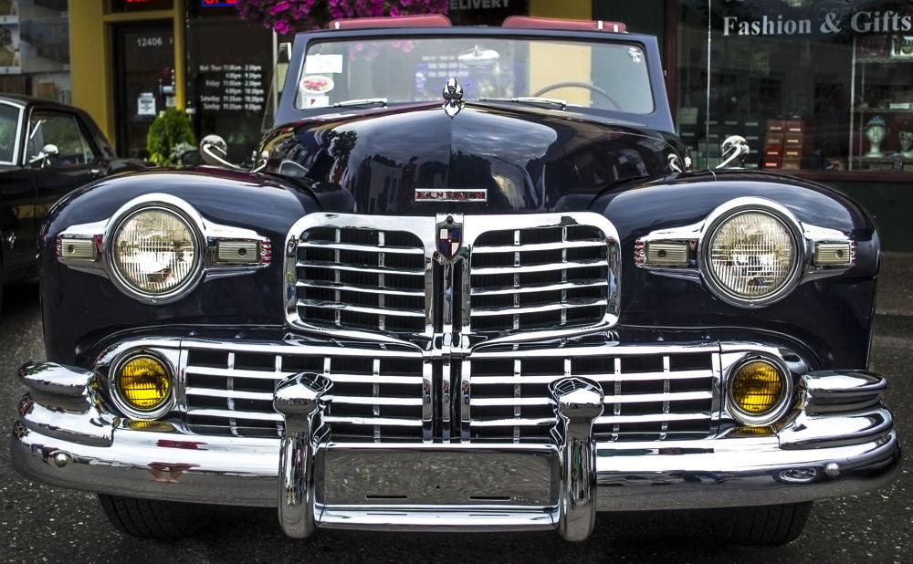 Photo in Vehicle #car #classic #show #beranekdesign