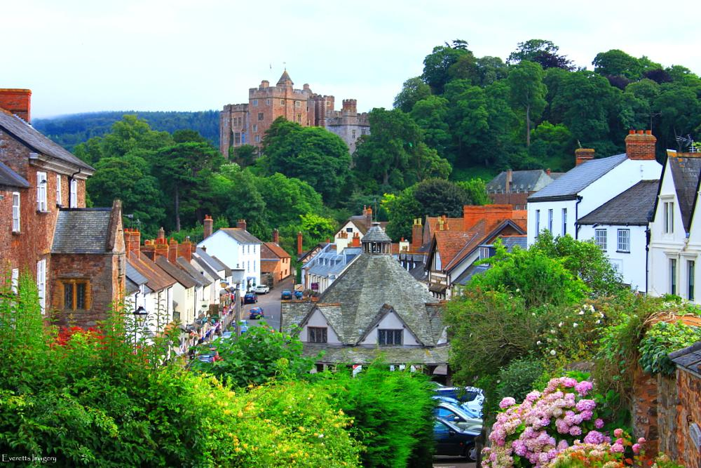 Photo in Landscape #somerset #dunster #canon